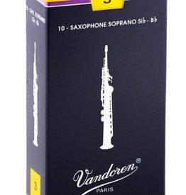 Vandoren Traditional Soprano Reeds