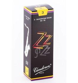 Vandoren ZZ Jazz Tenor Saxophone Reeds