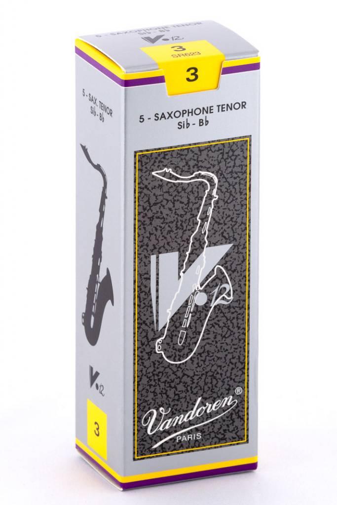 Vandoren V12 Tenor Saxophone Reeds