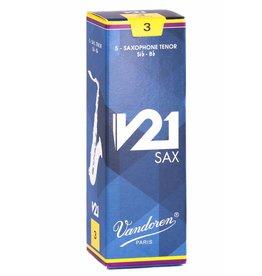 Vandoren V21 Tenor Saxophone Reeds