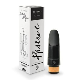 D'addario Classic Reserve Clarinet Mouthpiece