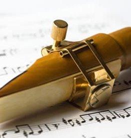 Francois Louis Pure Brass XL Alto Saxophone Ligature
