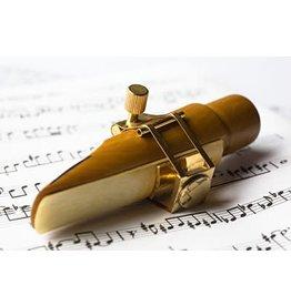 Francois Louis Pure Brass XL Tenor Saxophone Ligature