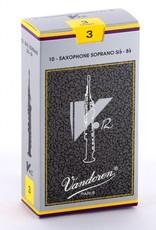 Vandoren V12 Soprano Saxophone Reeds