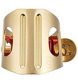 BG DUO Tenor Saxophone Ligature in Rose Gold