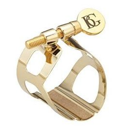 BG Tradition Clarinet Ligature in Rose Gold