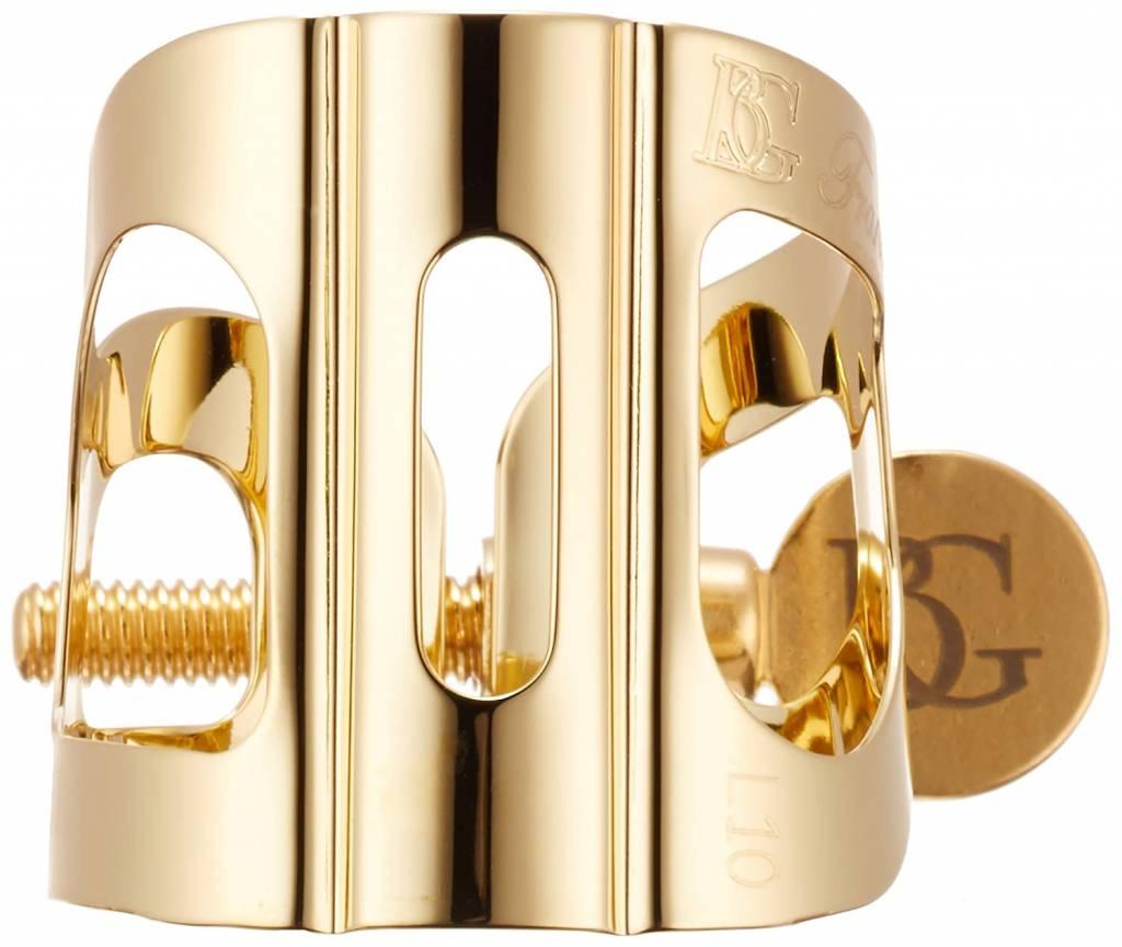 BG Tradition Clarinet Ligature in Rose Gold
