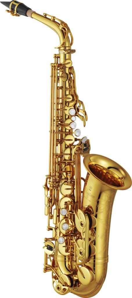 Yamaha 82ZII Alto Saxophone