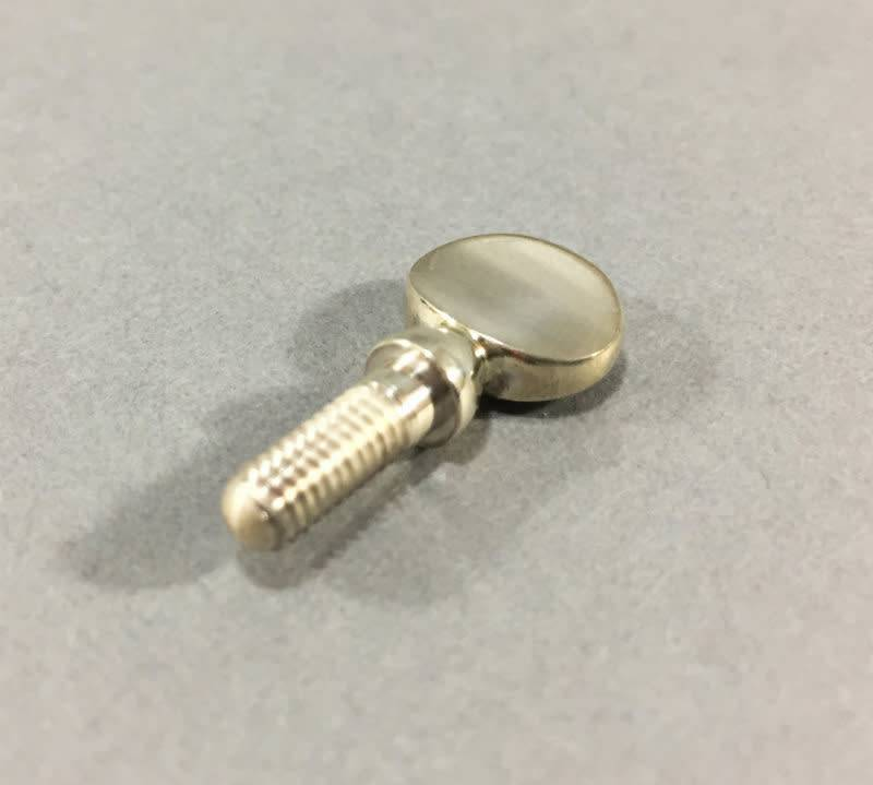 Ishimori Woodstone Lyre Joint Screw for Selmer Saxophone