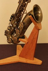COSMOS Industrial Wooden Stand for Tenor Saxophone