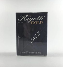 Rigotti Gold Jazz Alto Saxophone Reeds