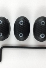 COSMOS Industrial Palm Key Risers, Single