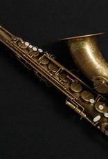 TM Custom Tenor Saxophone in Unlacquered