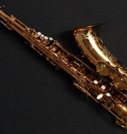 TM Custom Tenor Saxophone in Cognac