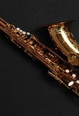 TM Custom 500sl Tenor  Saxophone in Cognac