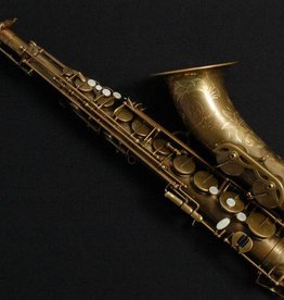 TM Custom 500sl Tenor Saxophone in Unlacquered