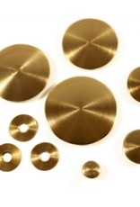 TM Custom One Piece Brass Resonators for Saxophone