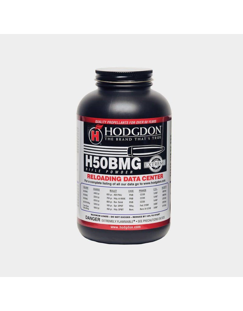 Hodgdon Hodgdon H50BMG -