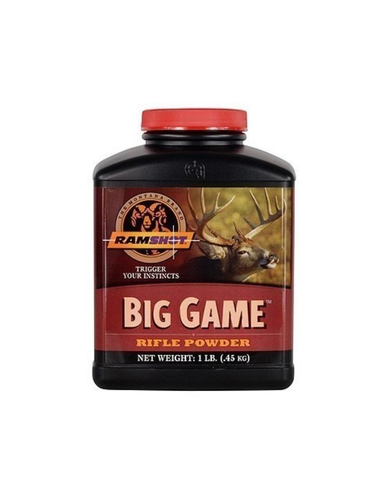 Ramshot Ramshot Big Game -