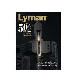 Lyman Lyman Reloading Manual - 50th Edition - Soft