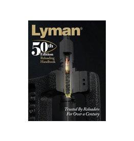Lyman Lyman Reloading Manual - 50th Edition - Soft