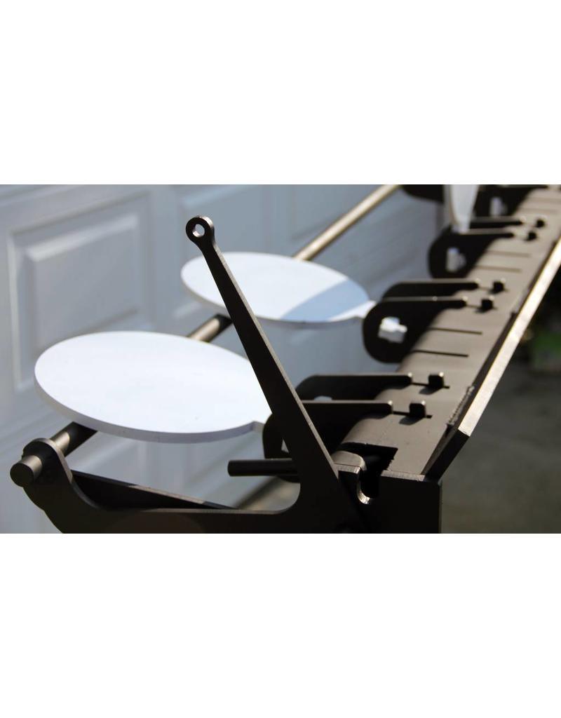 Bobcat Steel Bobcat Steel Plate Rack - 6 Paddle