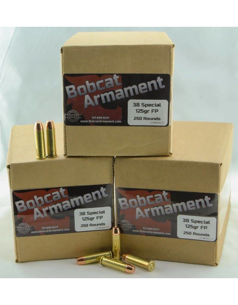 Bobcat Armament Bobcat Armament - 38 Special -