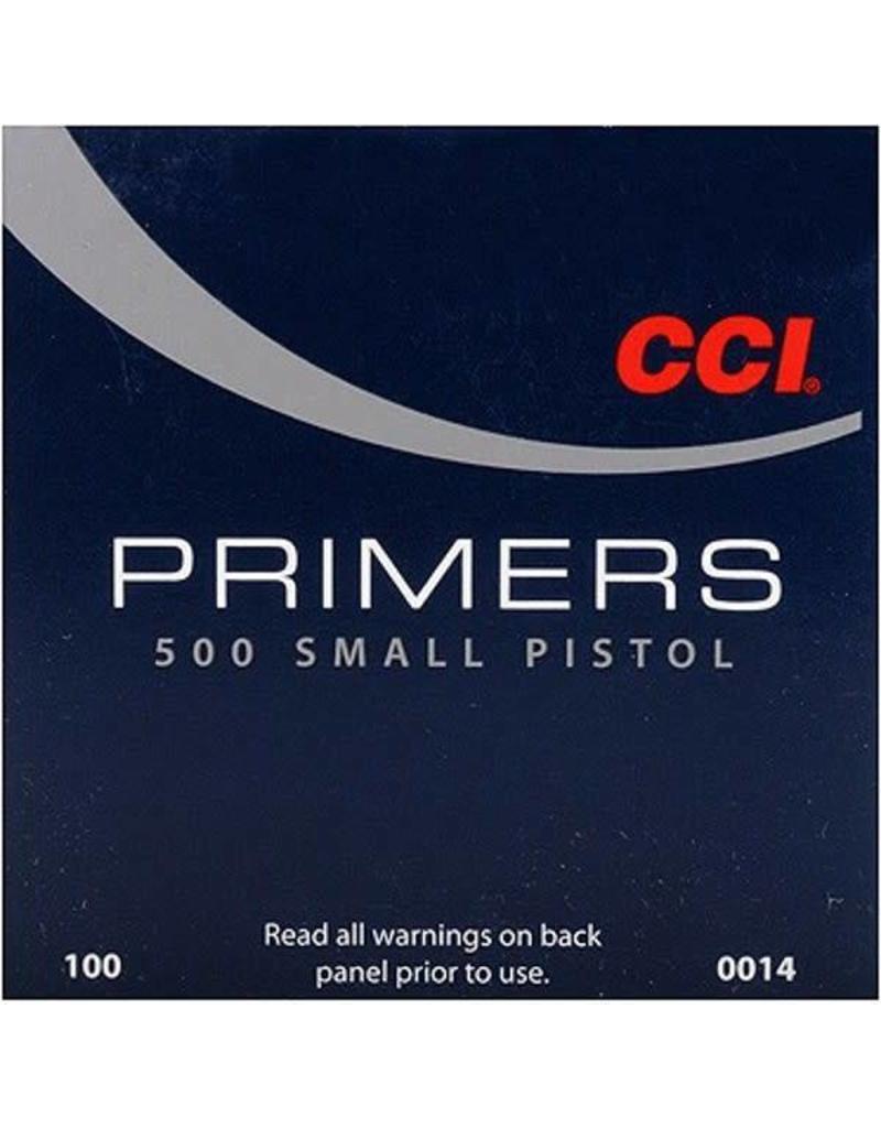 CCI CCI Primers -  Small Pistol 1000ct