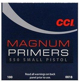CCI CCI Primers -  Small Pistol Magnum 1000ct
