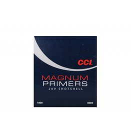 CCI CCI Primers -  #209 Magnum 1000ct