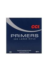 CCI CCI Primers -  Large Rifle 1000ct