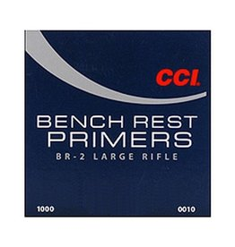 CCI CCI Primers -  Large Rifle Benchrest (BR2) 1000ct