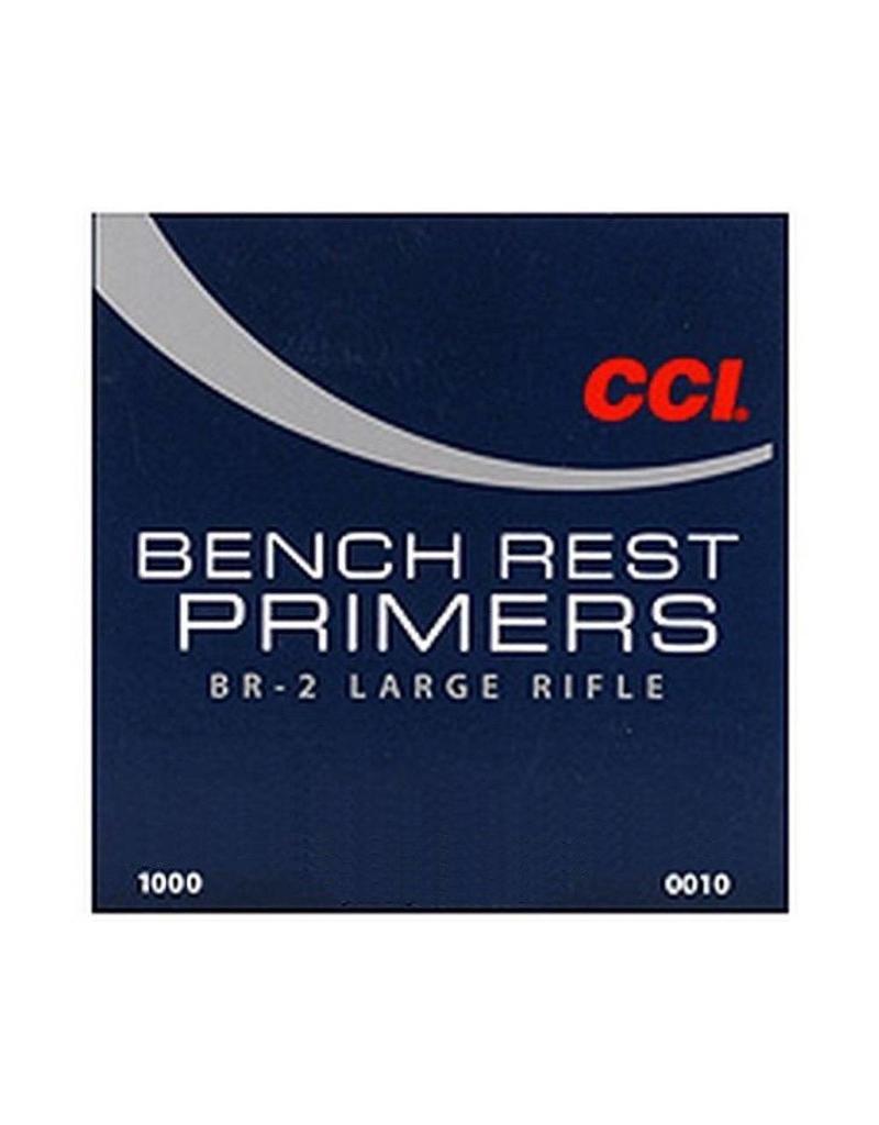 CCI CCI Primers -  Large Rifle Benchrest (BR2) 1000ct