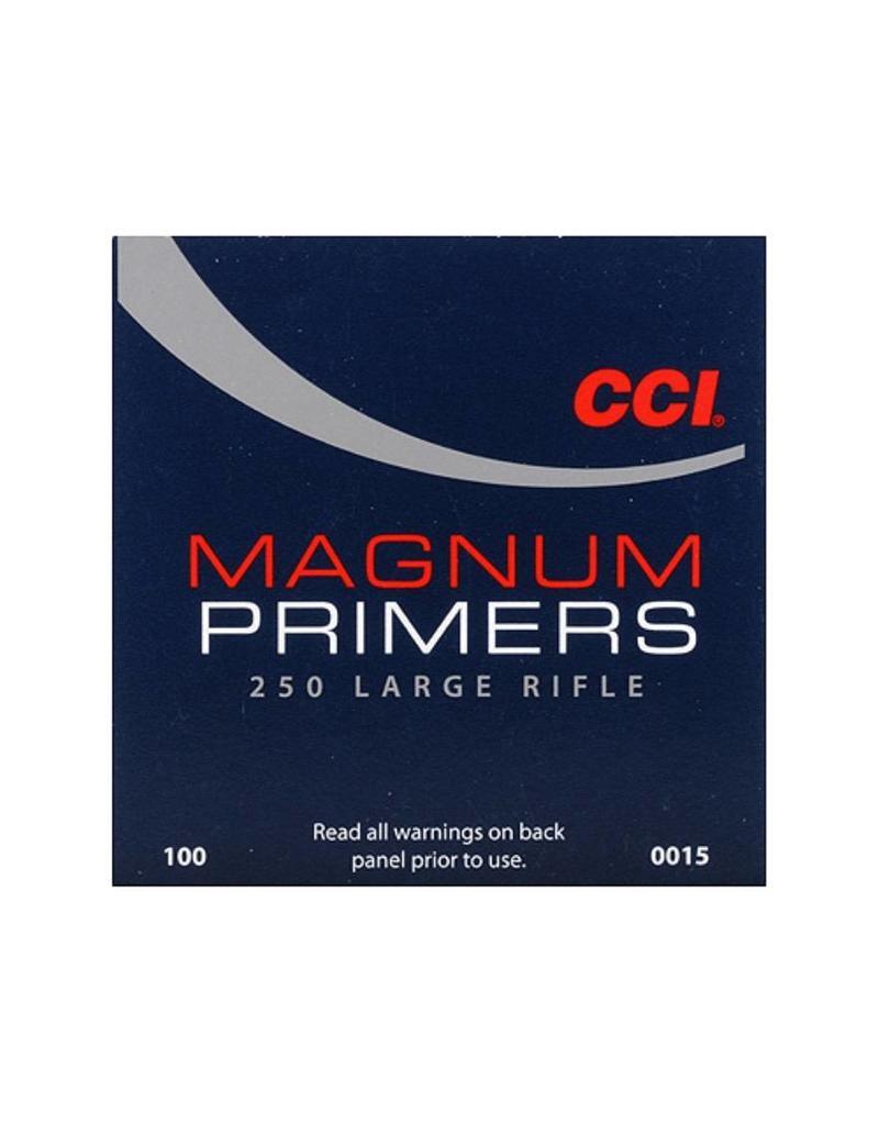 CCI CCI Primers -  Large Rifle Magnum 1000ct