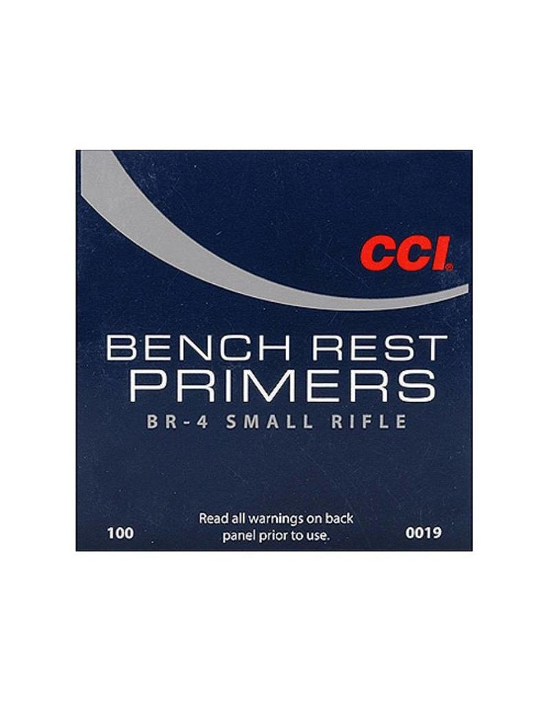 CCI CCI Primers -  Small Rifle Benchrest (BR4) 1000ct