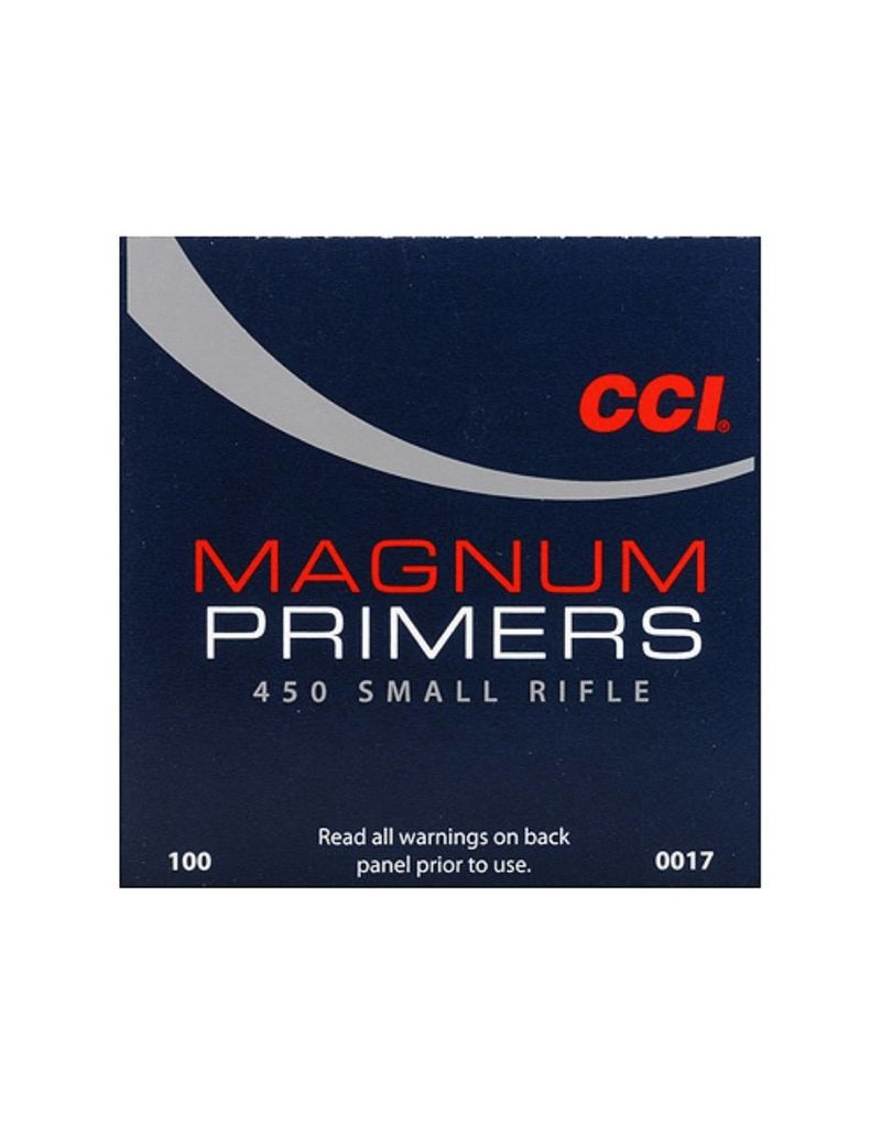 CCI CCI Primers -  Small Rifle Magnum 1000ct