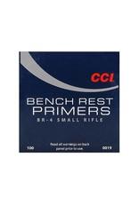 CCI CCI Primers -  Small Rifle Benchrest (BR4) 5000ct