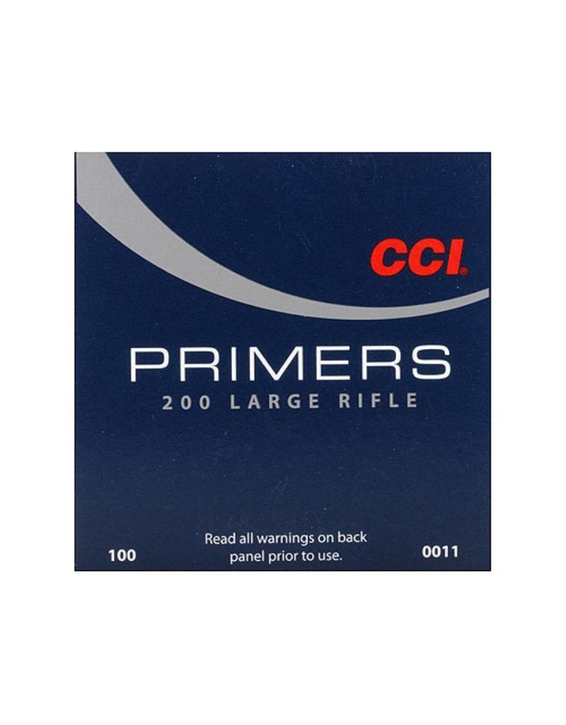 CCI CCI Primers -  Large Rifle 5000ct