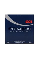 CCI CCI Primers -  Large Pistol 5000ct
