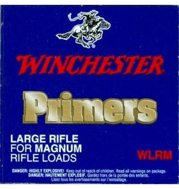 Winchester Winchester Primers -  Large Rifle Magnum 1000ct