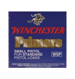 Winchester Winchester Primers -  Small Pistol 1000ct
