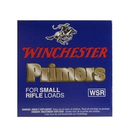 Winchester Winchester Primers -  Small Rifle 5000ct