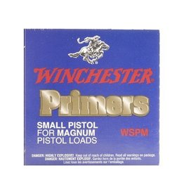Winchester Winchester Primers -  Small Pistol Magnum 5000ct