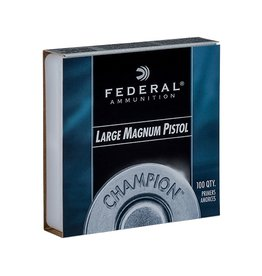 Federal Federal Champion Primers -  Large Pistol Magnum 5000ct