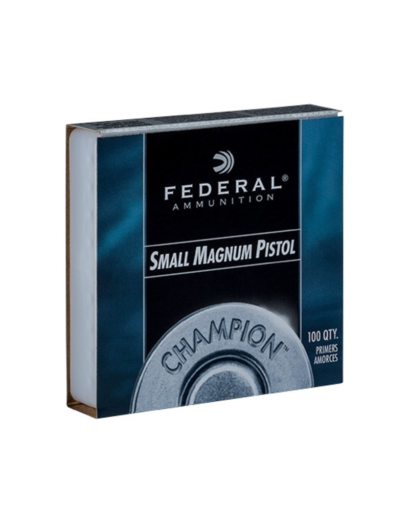 Federal Federal Champion Primers -  Small Pistol Magnum 5000ct
