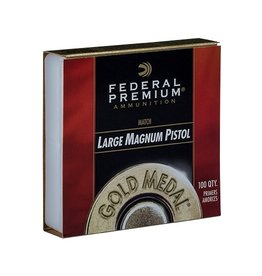 Federal Federal Gold Medal Primers -  Large Pistol Magnum Match 5000ct