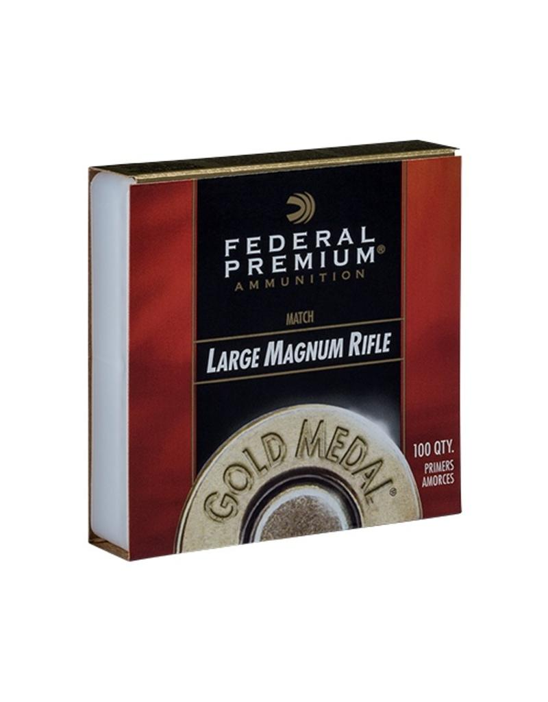 Federal Federal Gold Medal Primers -  Large Rifle Magnum Match 5000ct