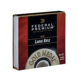 Federal Federal Gold Medal Primers -  Large Rifle Match 5000ct