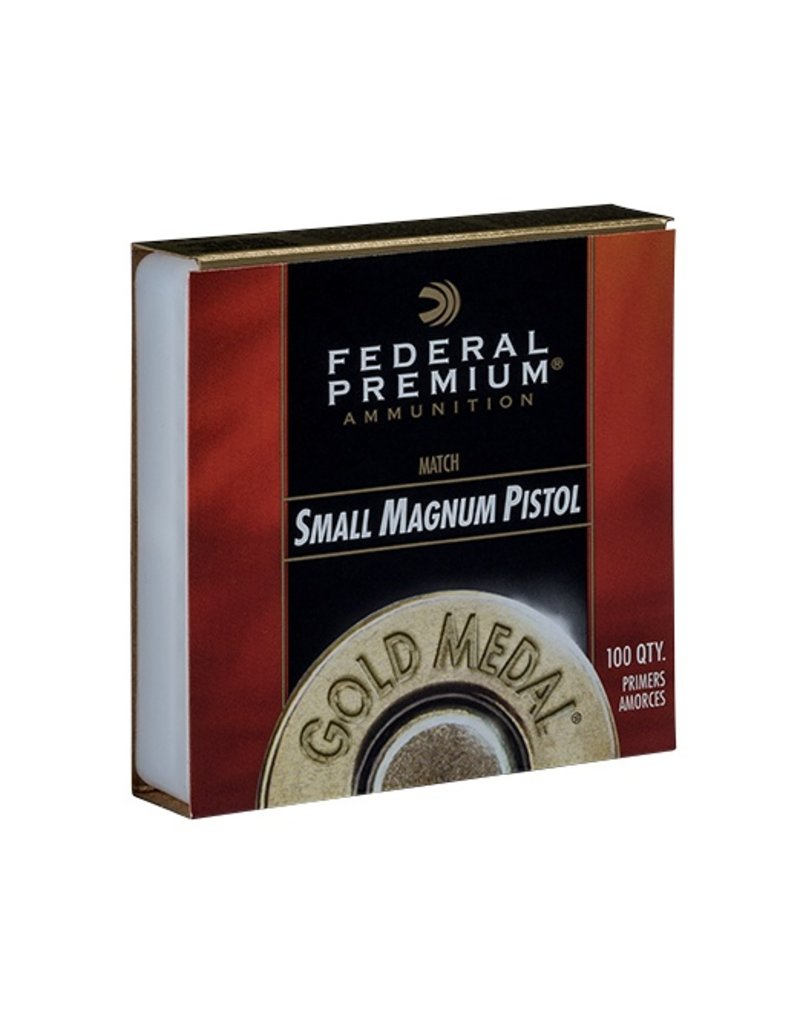 Federal Federal Gold Medal Primers -  Small Pistol Magnum Match 1000ct