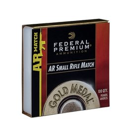Federal Federal Gold Medal Primers -  Small Rifle AR Match 1000ct